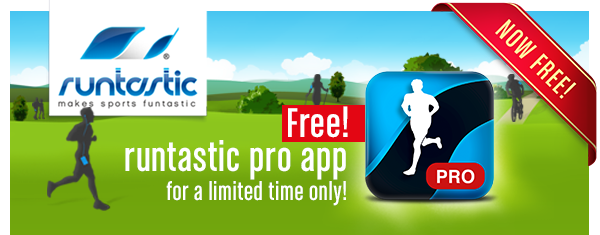 runtastic PRO - Now for FREE!!!